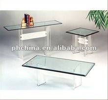 AN-62 clear acrylic desk chair