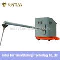 monocon a remoção de escória despacho dardo máquina para minimizar a quantidade de entulho durante o processo de bater
