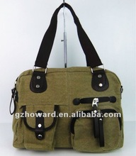 good quality canvas ladies fashion bag export to Venezuela