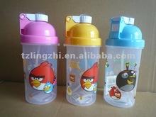 Plastic water bottle/kettle/canteen 550ml