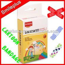 yiwu medical adhesive cartoon band aid