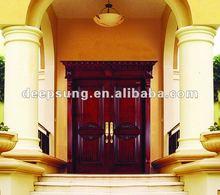2013 hot selling new design wooden door