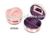 latest design fashion&super round jewerly box