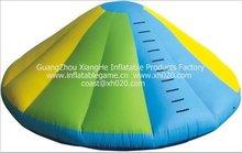 2013 Best seller inflatable water slide crazy funny outdoor commercial grade vinyl tarpaulin Inflatable Round Slide