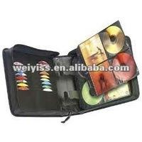 Pure handcrafed CD&DVD bag/holder