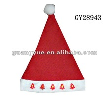 GY28943 music flash christmas hats funny christmas hats