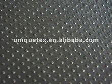 White And Black Polka Dot Fabric