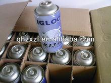 Cool gaz réfrigérant R134A à vendre avec 99.95% pureté