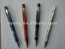 0.5mm ballpiont pen with metal clip