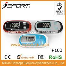2012 Touch Control Digital Calorie & Step Calculation Calorie Pedometer