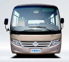 Yutong bus ZK6608D 20 seater 6m Chinese minibus