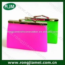 2012 new arrived ladies wallets and purses with metal claps made in china