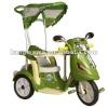 2012 hot selling Multifunctional bike tricycle kid
