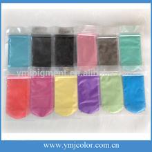 Colored Mica Powder, Color and Pigmentation Pearl Pigment for Plastics