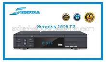new popular model DVB-T2 set top box