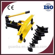 HHW-2 2 inch portable manual hydraulic pipe bender