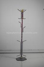 modern standing/floor standing/iron standing coat rack