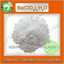 Fireworks material barium chlorate Ba(ClO3)2.H2O