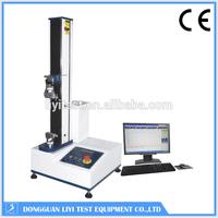 Tensile test equipment universal tensile tester, bend testing machine