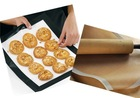 non-stick and eco-friendly silicone baking mat sheet set