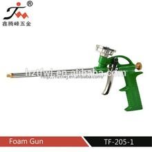 China supply pu foam gun /machines for make sausage