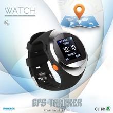 Fashional gps watch tracker mini GPS Tracker kids/students/enderly wrist watch