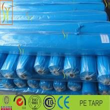55g-300g tarpaulin in roll,uv-treated tetn tarp camping ground cover floor protective sheet/pp tarpaulin fabric