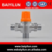 dn15 temperature controller solar water heater mixing valve