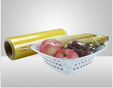 Cheap Cling Film For Food Packing/ Fruit Fresh Cling Film / Roll Laminating Film