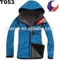 Camping desgaste resistente al agua/transpirable chaquetas formales de damas t53