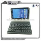 bluetooth keyboard folio stand pu leather tab case for iPad mini