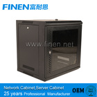4u-12u wall mounted network cabinet Electronic Enclosures Server Enclosures