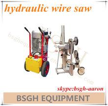 BS-80AM wire saw machine,diamond wire saw cutting concrete machine
