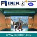 zhuhai dek lato porta scorrevole hangar prefabbricati