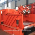 horizontal drilling machine linear motion shale shaker
