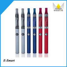 Top Quality 510 Ego Thread No Wick Vaporizer Pen E Smart Sarter Kits Electronic Cigarette E Smart