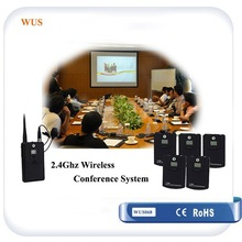 Digital Simultaneous Interpretation System for conference and travel