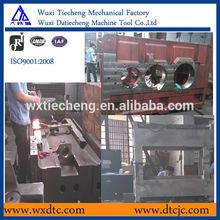 Large Aluminum, stainless steel, cast iron machining parts