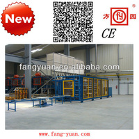 2014 New EPS Block Machine System with Fangyuan Brand