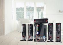 Unique design 5.1 home theater vibration speaker (DM-6322)
