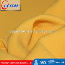 New Fashion Moss Crepe Fabric , Hot sale Chiffon Evening Dress Fabric