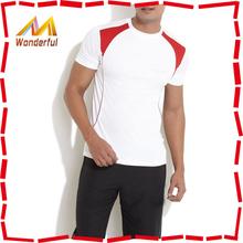New arrival plain blank dri fit t-shirts wholesale/Mens o-neck blank dri fit t-shirts wholesale