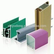 Profilé en Aluminium fabricant, 6060 6061 6063 6082 profil en Aluminium de qualité