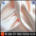 Recém 100% blusas de poliéster modelos em tecido de cetim