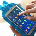 Samsung note3 toque do telefone móvel saco/multi- funcional moeda bolsa apropriado para o telefone móvel debaixo 5.7 polegadas