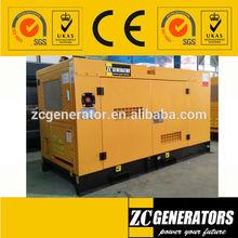 AC Three Phase Output Type Gasifier Biomass Power Generation Diesel Generator