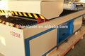 De metal Y no metal máquina de corte por láser / 1 mm de acero inoxidable de corte por láser LC1325M eje Y único tornillo de bolas