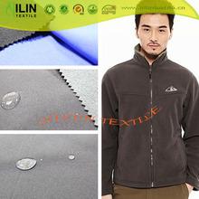 Winter keep warm waterproof outwear fabric