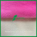 La fábrica de china de pelo corto velboa tela/de tejer la urdimbre textil