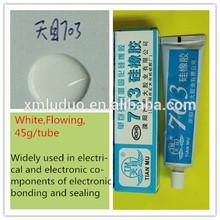 TianMu 703 Non-toxic glue Silicone Rubber Sealant Silicone Rubber Adhesive Sealant